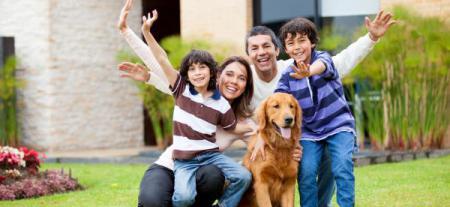 Pars en séjour à l'étranger dans un logement en famille d'accueil