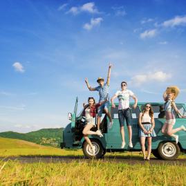 Séjour Gap Year à l'étranger