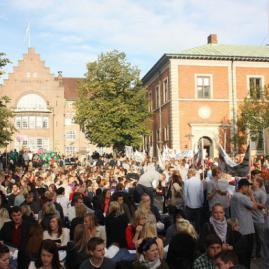 Fais tes études supérieures  à Aalborg University au Danemark