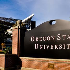 Fais tes études supérieures à Oregon State University aux États-Unis.