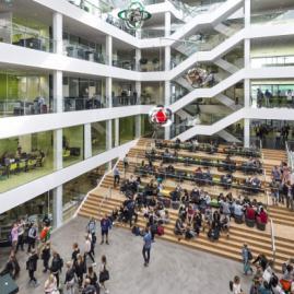 Fais tes études supérieures  à VIA University College au Danemark